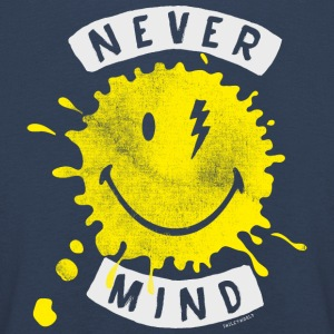 SmileyWorld Never Mind Splash Smiley - Kinder Premium Langarmshirt