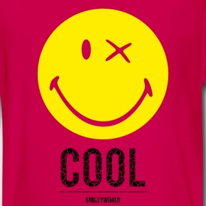 SmileyWorld Cool Smiley - Teenager Premium Langarmshirt