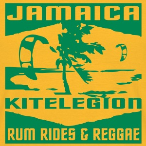 JAMAICA vector - Men's T-Shirt