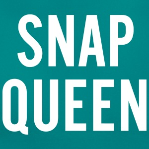 Snap Queen T-Shirts - Frauen T-Shirt