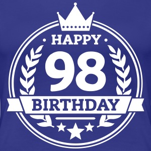 Happy 98. Birthday T-Shirts - Frauen Premium T-Shirt