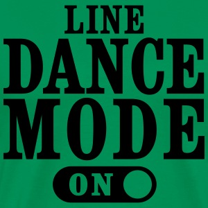 LINE DANCE MODE ON T-Shirts - Männer Premium T-Shirt