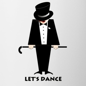 Let's Dance - Tasse