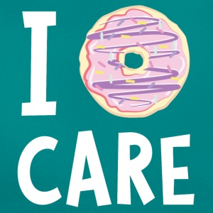 I Donut Care T-Shirts - Frauen T-Shirt