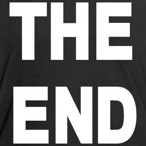 The End Camisetas - Camiseta contraste mujer