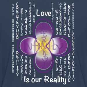 SchöpferShirt- Love is our Reality - Kinder Premium T-Shirt