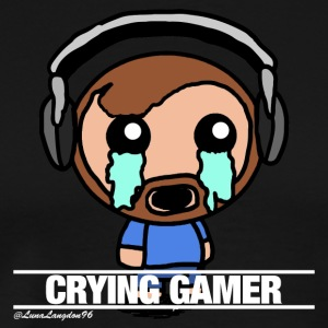 Crying Gamer - Männer Premium T-Shirt