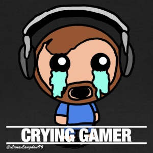 Crying Gamer - Frauen T-Shirt