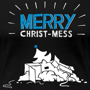 Merry Christmess - Shirt - Frauen Premium T-Shirt