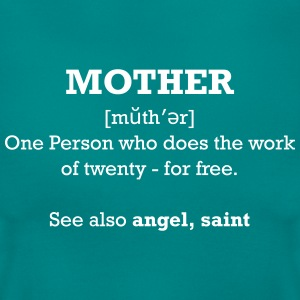 Mother Love - Angel T-Shirts - Women's T-Shirt