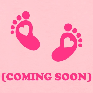 Baby - coming soon T-Shirts - Women's Premium T-Shirt