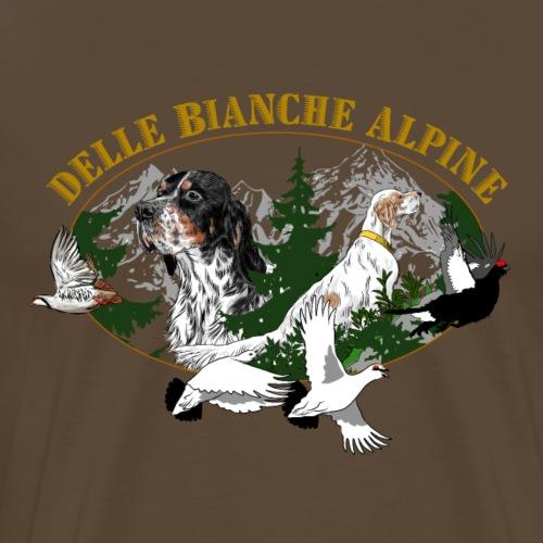 delle bianche alpine