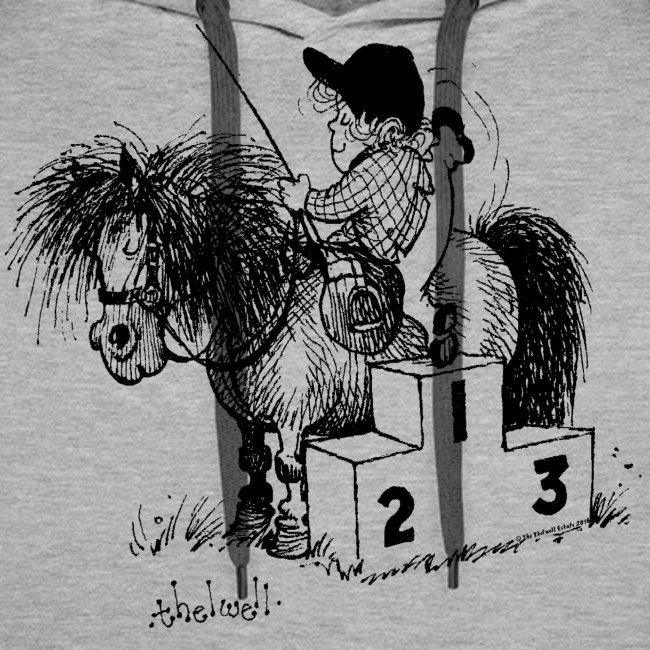 Thelwell Pony 'Winner's Rosttrum'
