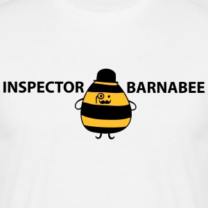 Inspector Barnabee Tee shirts - T-shirt Homme