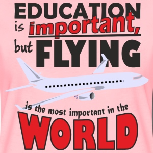 flying_plane T-Shirts - Frauen Premium T-Shirt