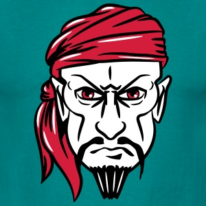 Pirate headscarf T-Shirts - Men's T-Shirt