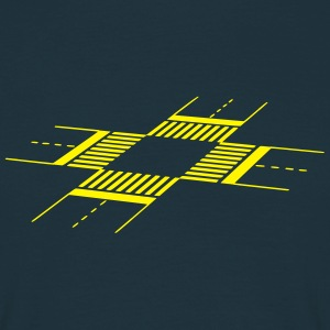 crossing T-Shirts - Men's T-Shirt