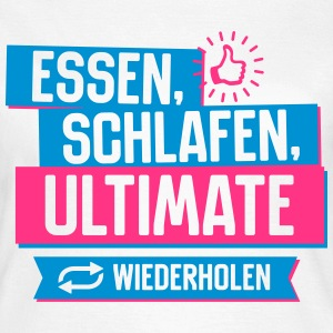 Hobby Ultimate T-Shirts - Frauen T-Shirt
