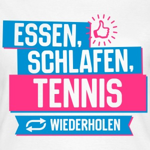 Hobby Tennis T-Shirts - Frauen T-Shirt