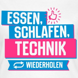 Hobby Technik T-Shirts - Frauen T-Shirt