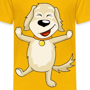 Jippieh! - Kinder Premium T-Shirt