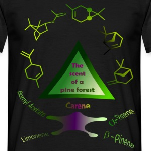 Forest - Mannen T-shirt