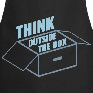 Think Outside The Box - Kochschürze