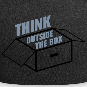 Think Outside The Box - Jersey-Beanie