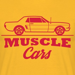 Mustang, Muscle car T-Shirts - Men's T-Shirt