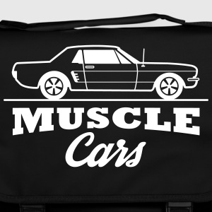 Mustang, Muscle car Bags & Backpacks - Shoulder Bag