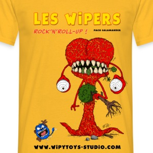 BD Les WIPERS licence6 Tee shirts - T-shirt Homme