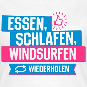 Hobby Windsurfen T-Shirts - Frauen T-Shirt