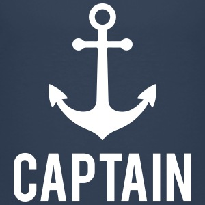 Captain Anchor Shirts - Kids' Premium T-Shirt