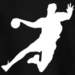 Handball Player Shirts - Kids' T-Shirt