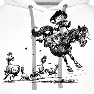 Design ~ Thelwell Western Rodeo