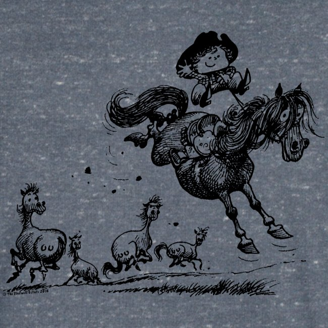 Thelwell Western Rodeo