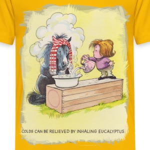 Thelwell Pony is rheumy - Kids' Premium T-Shirt