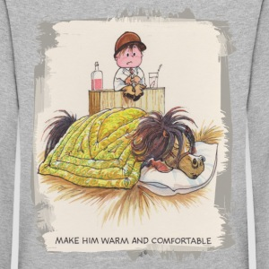 Thelwell Pony is sleeping - Kids' Premium Longsleeve Shirt