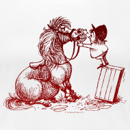 Design ~ Thelwell Pony with dentist