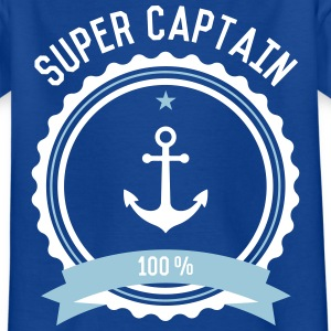 Super captain Shirts - Kids' T-Shirt