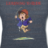 Design ~ Thelwell Learning to ride