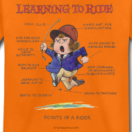 Motiv ~ Thelwell Learning to ride