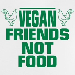 VEGAN FRIENDS - NO FOOD! Baby Shirts  - Baby T-Shirt
