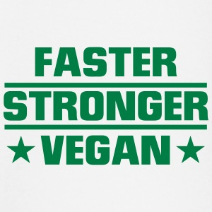FASTER, STRONGER, VEGAN ! Tee shirts manches longues Bébés - T-shirt manches longues Bébé