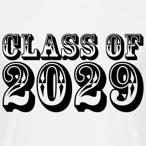 Class of 2029 T-Shirts - Men's T-Shirt