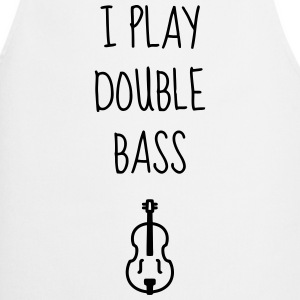 Double Bass - Contrebasse - Music - Kontrabass  Aprons - Cooking Apron