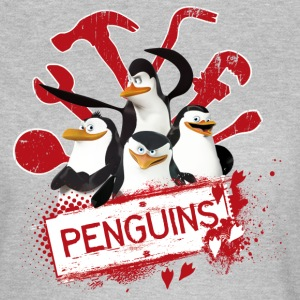Penguins Group - Women's T-Shirt