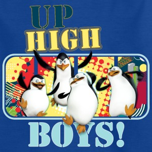 Penguins Up High Boys - Kids' T-Shirt