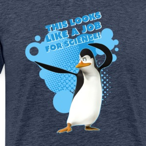 Penguins 'Kowalski' - Men's Premium T-Shirt
