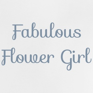 Flower Girl Baby Shirts  - Baby T-Shirt